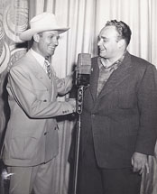 Cliffie & Gene Autry
