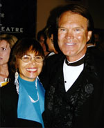 Joan Carol & Glen Campbell