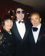 Cliffie, Joan Carol & Ronnie Milsap