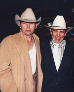 Cliffie & Dwight Yoakam